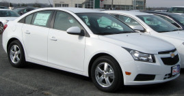 Chevrolet Cruzea