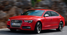 Авто Audi S5 только спорт
