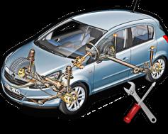 Оригинальные автозапчасти Опель Спидстер (Opel Speedster)