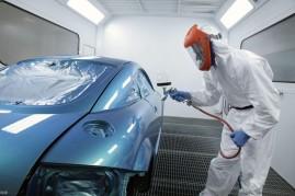 Услуги покраски автомобиля