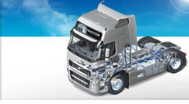 Наиболее востребованные автозапчасти для грузовиков