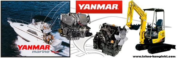 Преимущества двигателей Yanmar.