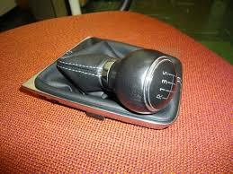 Тюнинг и перетяжка ручки переключения передач