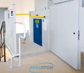 Подъёмное оборудование для инвалидов