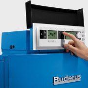 Немецкие газовые котлы Buderus