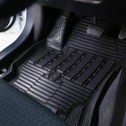 Из какого материала выбрать коврики в машину