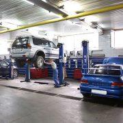 Сервисное обслуживание автомобилей в Москве