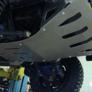 По каким критериям выбирать защиту картера двигателя