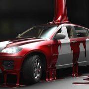 Как подготовить машину к покраске?